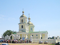 Stavropol province cathedral