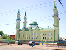 Sterlitamak city mosque