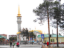 Mosque in Surgut