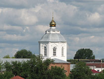 Ilinskaya Church in Syzran