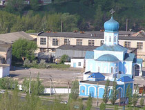 Holy Ascension Monastery in Syzran