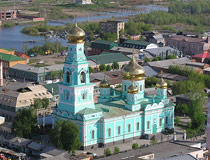 Kazan Cathedral in Syzran