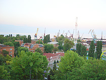 Taganrog - the view from above