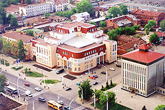 Tambov from above