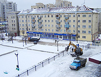 Winter in Tambov
