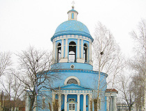 Church in Tambov oblast