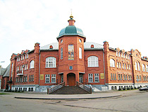 The building of the Tambov diocese