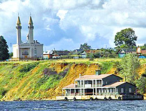 Tatarstan - a great place for a river cruise