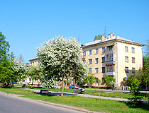 Tolyatti is a green city