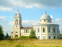 Orthodox church in Tula oblast