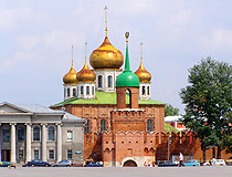 Assumption Cathedral in Tula Kremlin