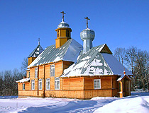 Orthodox church in Tver province