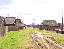 Village in the Udmurt Republic