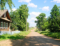 Rural life in Udmurtia