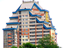 Apartment house in Ufa