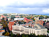 General view of Ulyanovsk