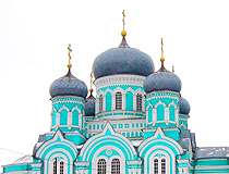 Cathedral in the Ulyanovsk region
