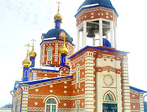Orthodox church in Ulyanovsk oblast
