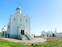 Church in Ulyanovskaya oblast