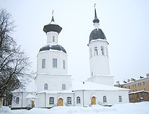 Ascension Cathedral in Velikie Luki