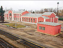 Velikie Luki railway station