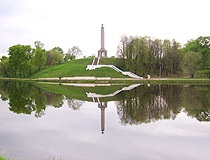 Obelisk of Glory in Velikie Luki