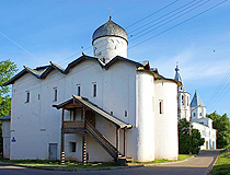 Myrrhbearers Church in Veliky Novgorod
