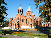 Vladikavkaz Armenian church