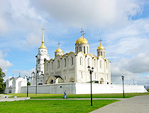 Vladimir Assumption cathedral
