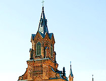St. Rosary Catholic Church in Vladimir