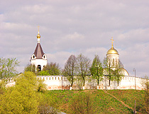 Nativity Monastery in Vladimir