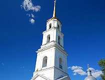 Vladimir Russia oblast church