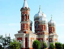 Orthodox church in Volgograd province