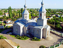 Volgograd region church