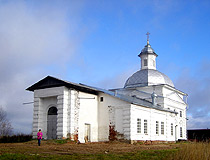 Vologda province church