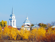 Voronezh oblast church