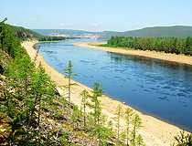 River in Yakutia