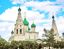 Church of Ilya the Prophet  in Yaroslavl