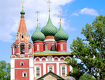 Church of St. Michael the Archangel in Yaroslavl