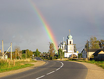 Village in the Yaroslavl region