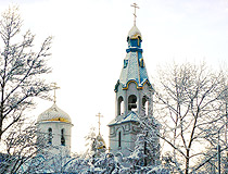 Resurrection Cathedral in Yuzhno-Sakhalinsk