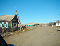 Rural life in Zabaykalsky krai