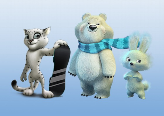 Olympic Games Mascots - Olympic News |Winter Olympics 2014 Mascot Names