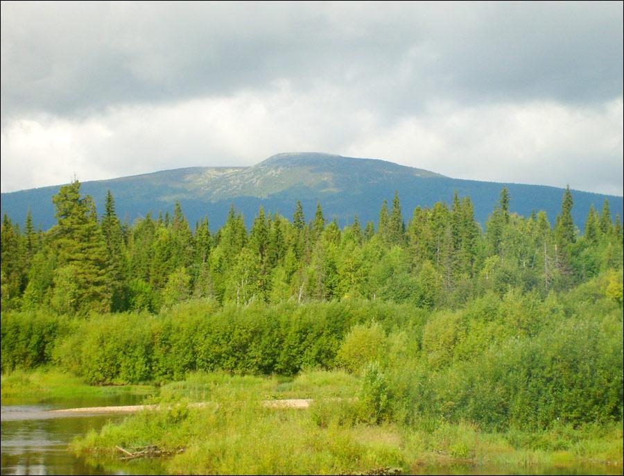 Denezhkin Kamen - a reserve in the Sverdlovsk region