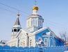 Church of the Dormition in Bratsk
