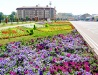 Flower beds in Tula