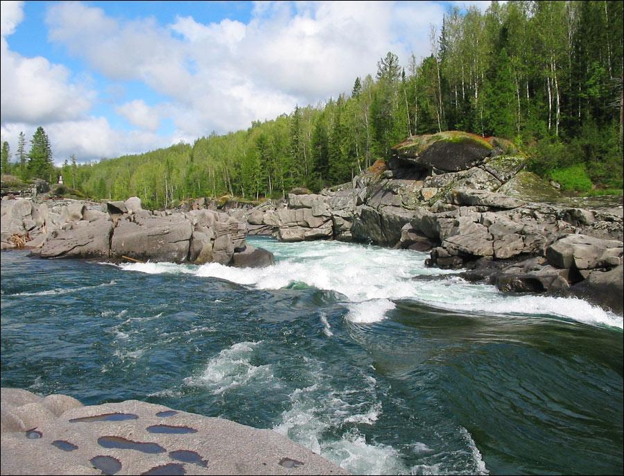 Tuva Republic, Russia nature view