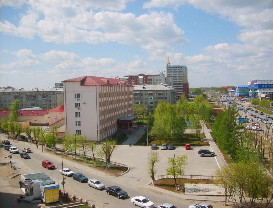 Tyumen Russia  City pictures : tyumen russia city scenery