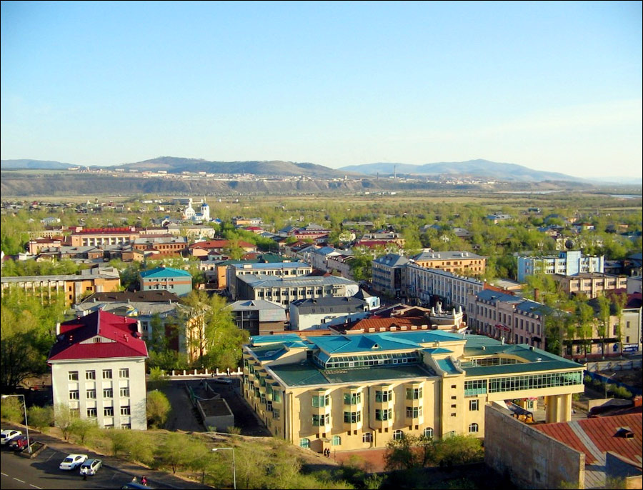 Ulan-Ude Russia  city photos : Opinions on Ulan Ude