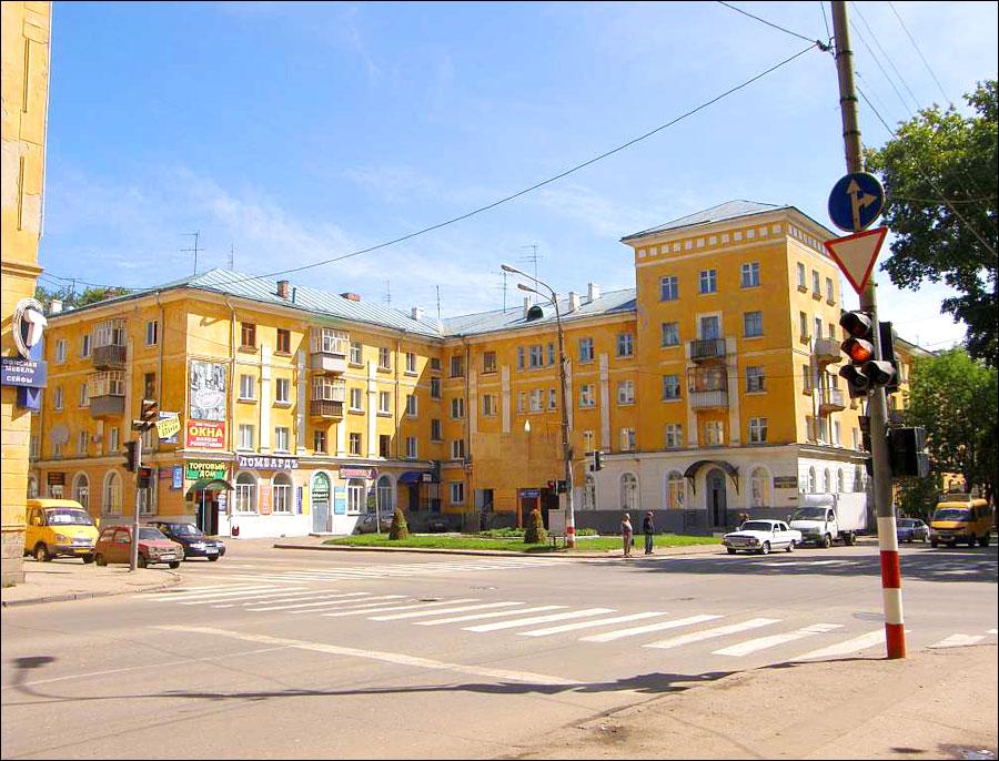 Ulyanovsk architecture Ulyanovsk city Russia travel guide